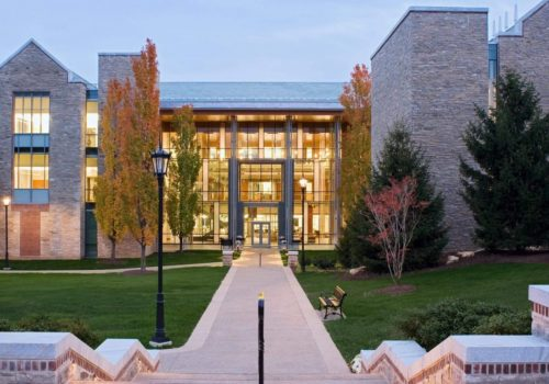 Bryn Athyn College, Doering Science Center