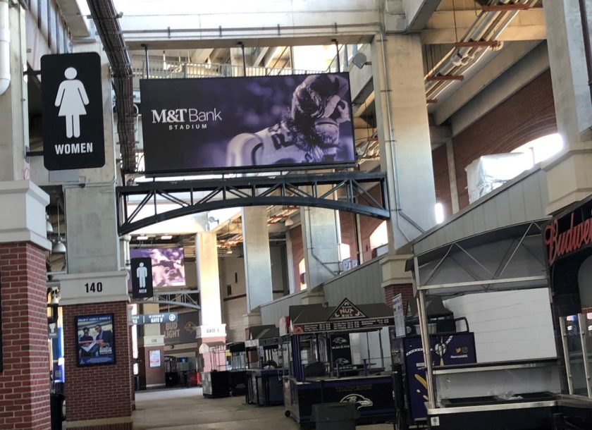 Updating the M&T Bank Stadium in Baltimore: A Win from Every Angle!