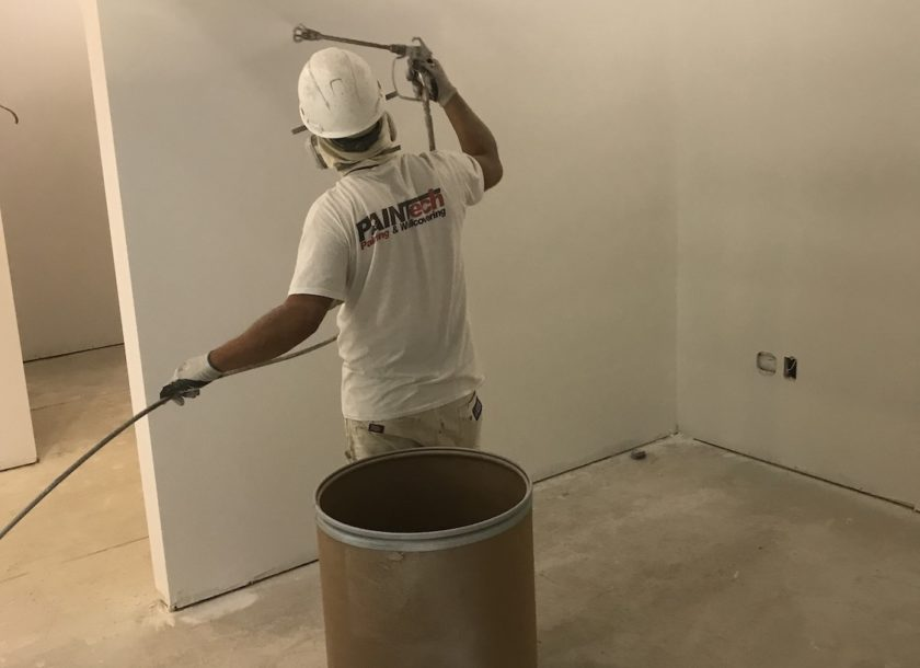 Spicing Up McCormick's New Headquarters with Paint and Wallcovering Services